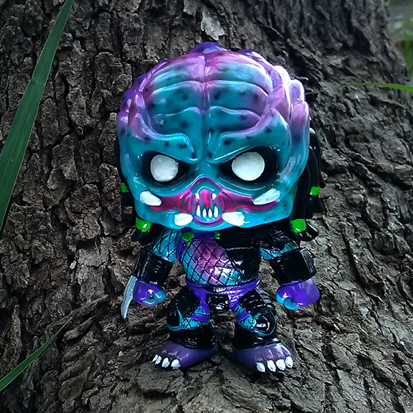 Custom Paint Ups, Paint Commissions and Colabs